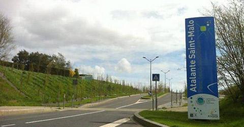 Parc Saint Malo Atalante