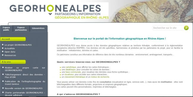 GéoRhoneAlpes