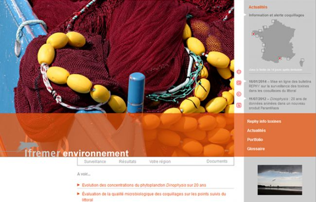 Ifremer Environnement